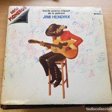 Discos de vinilo: JIMI HENDRIX. BANDA SONORA DE LA PELÍCULA 1977. Lote 117927439
