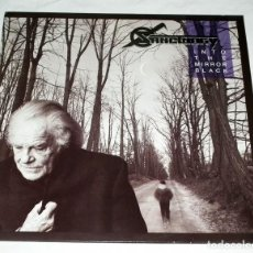 Discos de vinilo: LP SANCTUARY - INTO THE MIRROR BLACK. Lote 117932323
