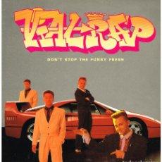 Discos de vinilo: VIAL RAP - DON'T STOP THE FUNKY FRESH - LP 1990. Lote 117944939