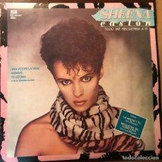 Discos de vinilo: LP ARGENTINO DE SHEENA EASTON AÑO 1984 CANTADO EN ESPAÑOL. Lote 117962979