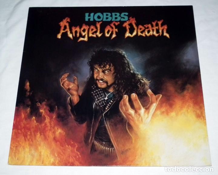 LP HOBBS ANGEL OF DEATH - HOBBS ANGEL OF DEATH (Música - Discos - LP Vinilo - Heavy - Metal)