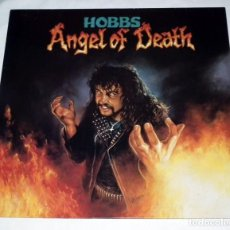 Discos de vinilo: LP HOBBS ANGEL OF DEATH - HOBBS ANGEL OF DEATH. Lote 117967395