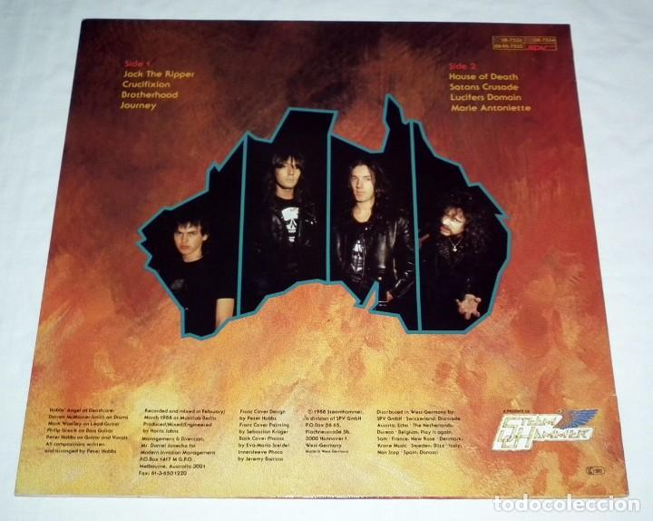 Discos de vinilo: LP HOBBS ANGEL OF DEATH - HOBBS ANGEL OF DEATH - Foto 2 - 117967395