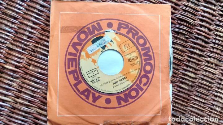 SINGLE (VINILO)-PROMOCION- DE JOEL DAYDE AÑOS 70 (Música - Discos - Singles Vinilo - Pop - Rock - Extranjero de los 70)