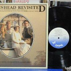 Discos de vinilo: BRIDESHEAD REVISITED (RETORNO A BRIDESHEAD). CHRYSALIS 1986, REF. CDL 1367. LP. Lote 117975975