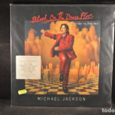 Discos de vinilo: MICHAEL JACKSON - BLOOD ON THE DANCE FLOOR - HISTORY IN THE MIX - 2 LP. Lote 117989811