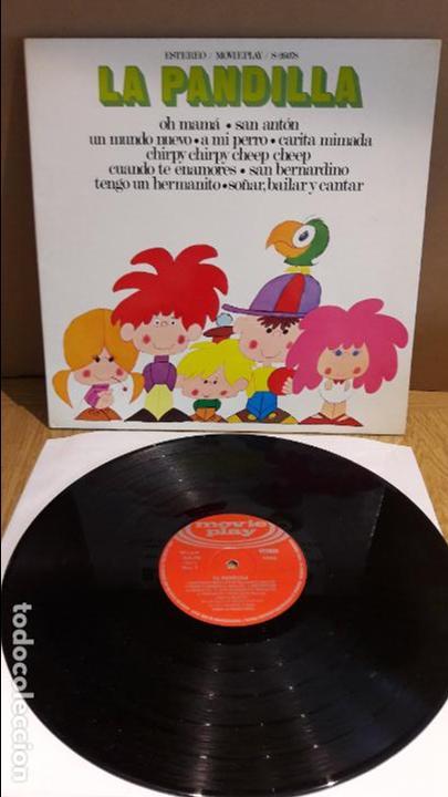 LA PANDILLA / MISMO TÍTULO / LP-GATEFOLD / MOVIEPLAY - 1971 / MBC. ***/*** (Música - Discos - LPs Vinilo - Música Infantil)