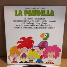 Discos de vinilo: LA PANDILLA / MISMO TÍTULO / LP-GATEFOLD / MOVIEPLAY - 1971 / MBC. ***/***. Lote 118009311