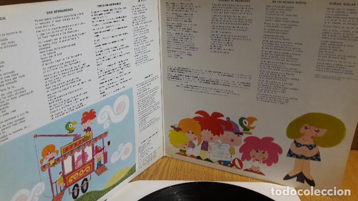 Discos de vinilo: LA PANDILLA / MISMO TÍTULO / LP-GATEFOLD / MOVIEPLAY - 1971 / MBC. ***/*** - Foto 2 - 118009311