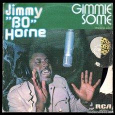 Discos de vinilo: JIMMY BO HORNE, GIMMIE SOME Y DEMAS.. Lote 118010455