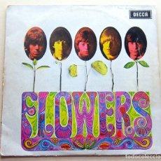 Discos de vinilo: ROLLING STONES - FLOWERS LP DE SELLO DECCA SLK 16-487 P EDICION ALEMAN -INGLESA AÑO 1967. Lote 118018503