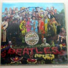 Discos de vinilo: THE BEATLES SGT. PEPPER`S LONELY HEARTS CLUB BAND LP FOTODISCO - 1967 – ORIGINAL. Lote 118018851