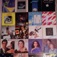 Discos de vinilo: LOTE 43 DISCOS LPS DE VINILO DE GRUPOS VARIADOS TANTO ESPAÑOL COMO INTERNACIONAL,. Lote 118027023