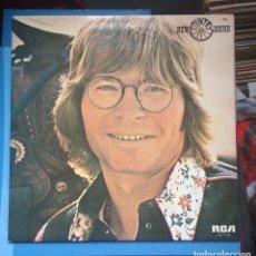 Discos de vinilo: JOHN DENVER: WINDSONG. Lote 118028619