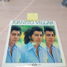 Discos de vinilo: JUANITO VILLAR - TUS OJOS NEGROS (VINILO LP) 1978. Lote 118039939