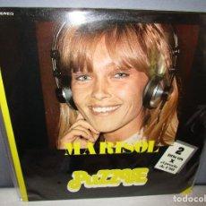 Discos de vinilo: MARISOL PUZZLE 2 LP'S AÑO 1978 CORAZON CONTENTO - TOMBOLA - MAMY PANCHITA - ESTANDO CONTIGO -. Lote 118044611