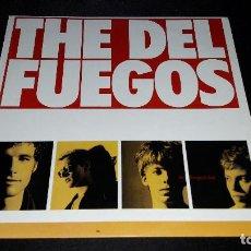 Discos de vinilo: THE DEL FUEGOS - THE LONGEST DAY EDICION ESPAÑOLA BUEN ESATDO. Lote 118062655