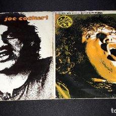Discos de vinilo: JOE COCKER - WITH LITTLE HELP FROM MY FRIENDS + JOE COCKER SERIE 2 ORIGINAL LP´S . Lote 118079667