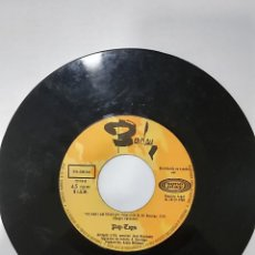 Discos de vinilo: POP TOPS: THAT WOMAN / THE MAN I AM TODAY ( SIN FUNDA). Lote 118087499
