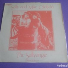 Discos de vinilo: LP SALLY AND MIKE OLDFIELD. SELLO GUINBARDA. GS. 11041 W. AÑO 1979.. Lote 118088107