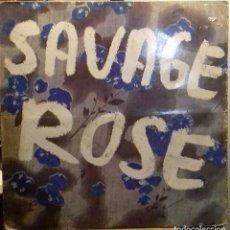 Discos de vinilo: SAVAGE ROSE LP SOLEN VAR OGSA FOLK PROG. Lote 118104627