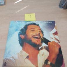 Discos de vinilo: JUAN PARDO -LP DOBLE PARDO POR LA MUSICA-PORT.ABIERTA 1985. Lote 118130186