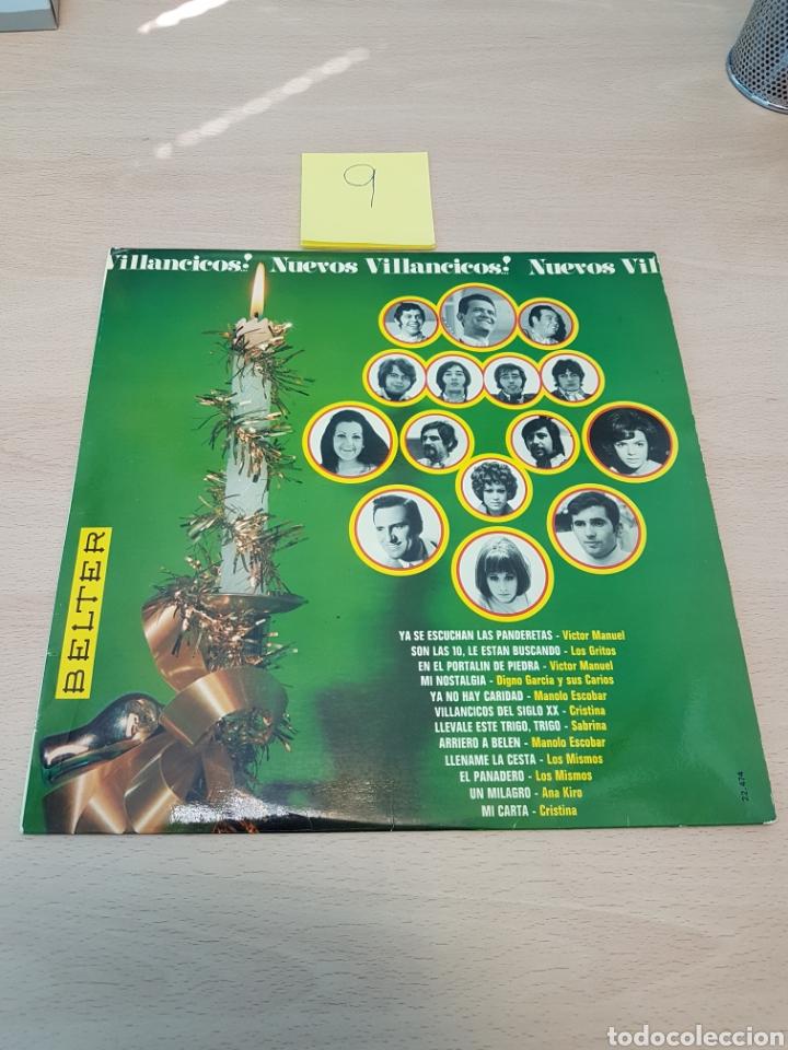 LP - NUEVOS VILLANCICOS - VARIOS (SPAIN, BELTER 1970) (Música - Discos - LP Vinilo - Flamenco, Canción española y Cuplé)