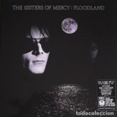 Discos de vinilo: BOX SET (1LP + 3 MAXI-SINGLE) THE SISTERS OF MERCY - FLOODLAND / VINILO / ED. OFICIAL 2015 / NUEVO. Lote 118146359