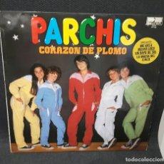 Discos de vinilo: PARCHIS - CORAZON DE PLOMO - LP - ESPAÑA - INFANTIL - INFANTILES - BUEN ESTADO - YOLANDA VENTURA. Lote 118160771