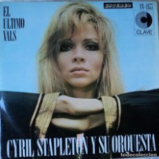 Discos de vinilo: CYRIL STAPLETON - EL ÚLTIMO VALS - EDICIÓN DE 1970 DE ESPAÑA. Lote 118165315