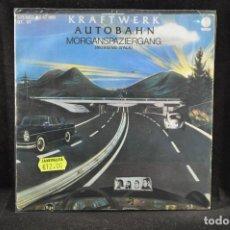 Discos de vinilo: KRAFTWERK - AUTOBAHN - SINGLE. Lote 118167159