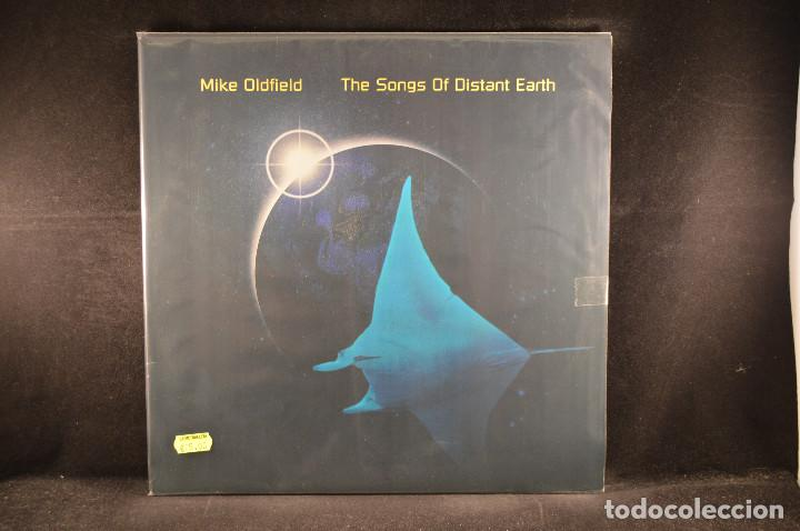 Discos de vinilo: MIKE OLDFIELD - THE SONG OF DISTANT EARTH - LP - Foto 1 - 118168703