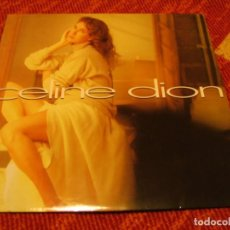 Discos de vinilo: CELINE DION LP SAME CBS SONY ORIGINAL ESPAÑA 1992 + FUNDA INTERIOR. Lote 118170307
