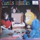 Discos de vinilo: LP - CUENTOS INFANTILES VOL. 2 - CUADRO DE ACTORES DE RADIO MADRID (SPAIN, COLUMBIA 1966). Lote 118176823