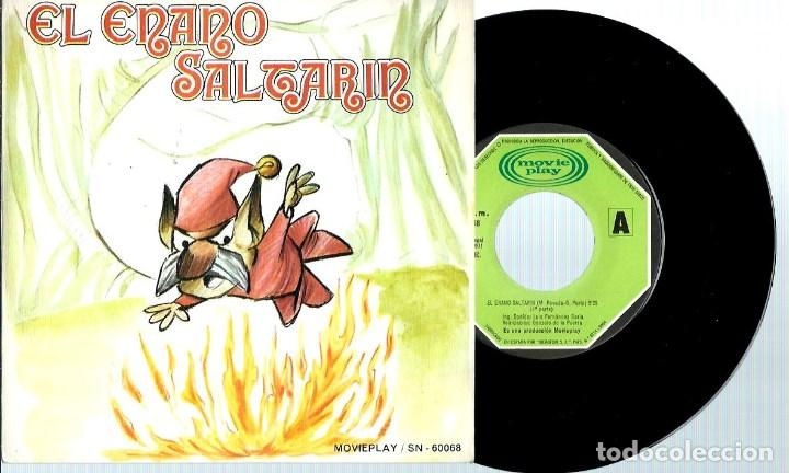 Discos de vinilo: OFERTA - LOTE DE 14 - DISCOS INFANTILES - Foto 8 - 118238119