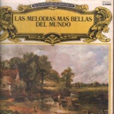 Discos de vinilo: LAS MELODIAS MAS BELLAS DEL MUNDO / 8 LPS SELECCIONES DEL READER´S DIGEST DE 1976 / RF-5436 . Lote 118242039