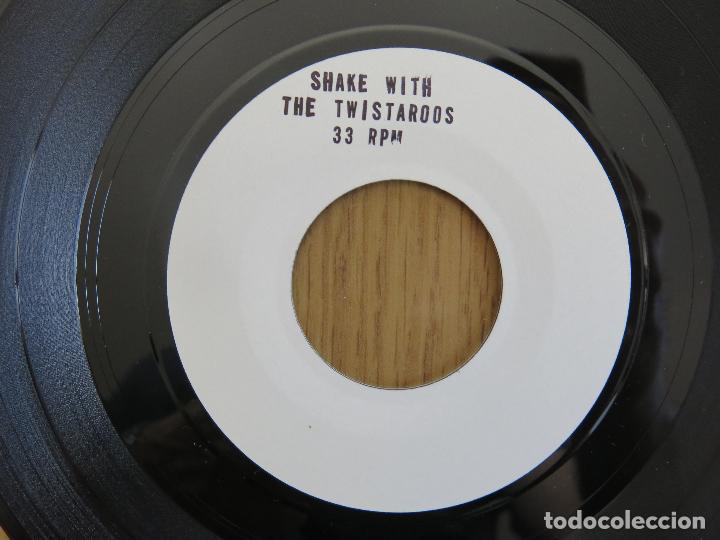 Discos de vinilo: THE TWISTAROOS SINGLE TWIST AND SHAKE WOGGLES FLESHTONES DETROIT COBRAS BLASTERS GUADALUPE PLATA - Foto 5 - 118244611
