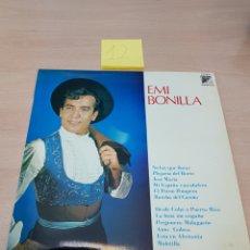 Discos de vinilo: DISCO VINILO LP DE EMI BONILLA 1976 -CAUDAL-. Lote 118250031