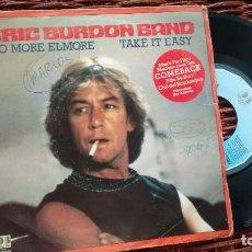 Discos de vinilo: SINGLE (VINILO) DE ERIC BURDON BAND AÑOS 80. Lote 118260295