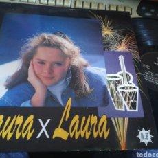Discos de vinilo: LAURA X LAURA LP. Lote 118275963