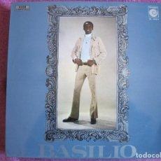 Discos de vinilo: LP - BASILIO - MISMO TITULO (SPAIN, NOVOLA 1971). Lote 118276835