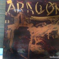 Discos de vinilo: DOBLE LP DISCO VINILO ARAGON. Lote 118280395