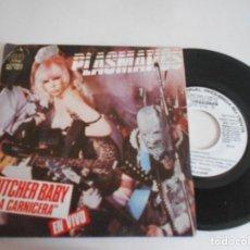 Discos de vinilo: PLASMATICS-SINGLE BUTCHER BABY-PROMO-NUEVO. Lote 118286987