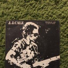 Discos de vinilo: SINGLE J J CALE. Lote 118302123