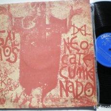 Discos de vinilo: KIKO ARGUELLO - SALMOS - LP PAX 1977 // LOS KIKOS XIAN FOLK PASTORAL NEO CATECUMENADO. Lote 118305635