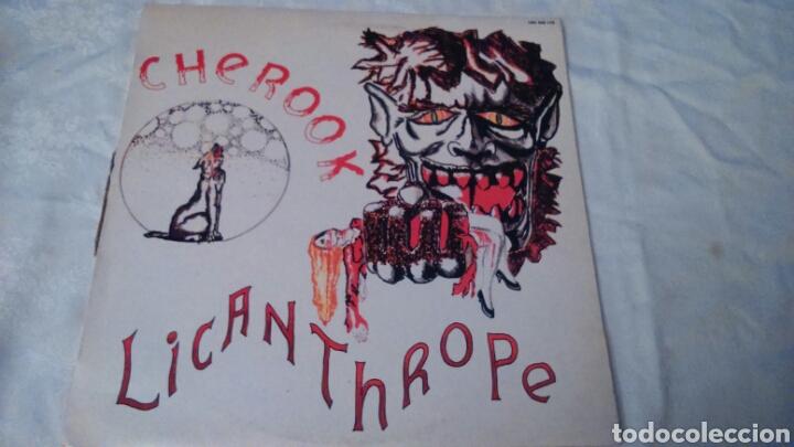 CHEROOK MAXI LICANTHROPE (Música - Discos de Vinilo - Maxi Singles - Disco y Dance)