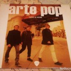 Discos de vinilo: EP ARTE POP, PUENTE DE HIERRO. Lote 118311731