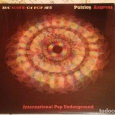 Discos de vinilo: EP SPLIT THE SOUND OF POP ART - PAISLEY EXPRESS. Lote 118312247