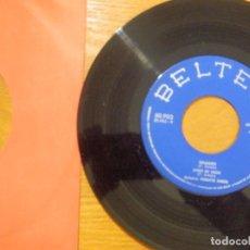 Discos de vinilo: DISCO VINILO - EP - PAQUITO SIMÓN - SOLEARES -AIRES DE CADIZ - VERDIALES - DANZA ARABE - JUKEBOX. Lote 118317587