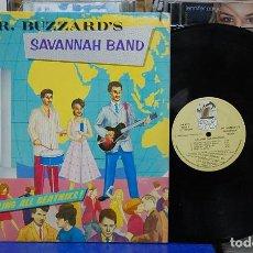 Discos de vinilo: DR. BUZZARD'S SAVANNAH BAND. CALLING ALL BEATNIKS!. PASSPORT RECORDS 1984, REF. PB 6031. LP. Lote 118339227